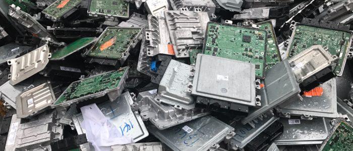 E-box scrap